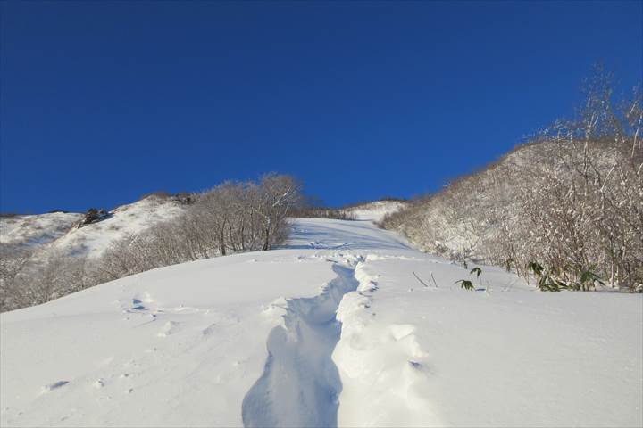 谷川岳(夏道)